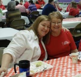Fellowship and Fun at St. Luke